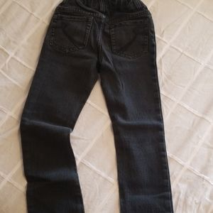 The Children's Place Bottoms - Black Skinny Jeans
